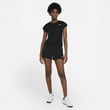 Tee-Shirt Nike Court Femme Victory Plus Noir