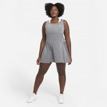 Robe Nike Court Advantage Plus Grise