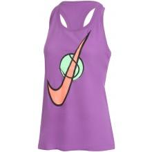 Débardeur Nike Court Femme Swoosh Tennis Violet