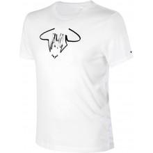 Tee-Shirt Nike Court Vamos Nadal Blanc
