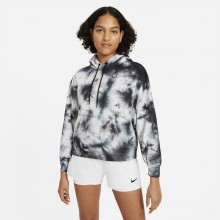 Sweat Nike Court Femme Heritage Dye Blanc
