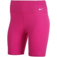 Short Nike Femme One Rose