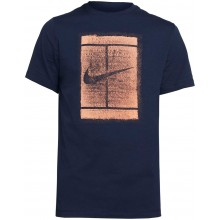 Tee-Shirt Nike Court SSNL Obsidian