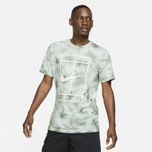 Tee-Shirt Nike Court Heritage Londres Blanc