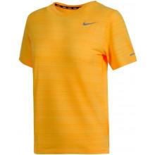 Tee-Shirt Nike Junior Dri-Fit Miler Orange