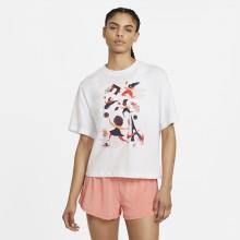 Tee-Shirt Nike Court Femme Energy Paris Blanc