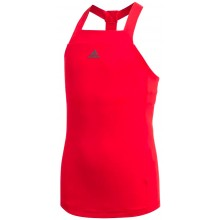 Débardeur Adidas Junior Fille Barricade Rouge