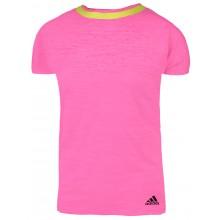 Tee-Shirt Adidas Junior Fille Dotty Rose