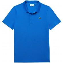 Polo Lacoste Lifestyle Bleu