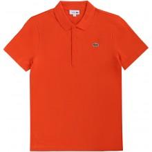 Polo Lacoste Lifestyle Orange
