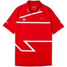 Polo Lacoste Novak Djokovic Paris Rouge
