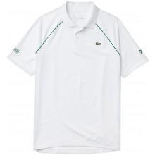 Polo Lacoste Novak Djokovic Londres Blanc