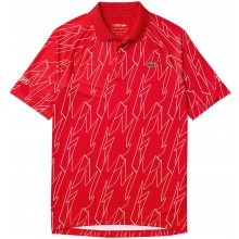 Polo Lacoste Tennis Paris Rouge