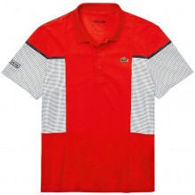 Polo Lacoste Tennis Rouge