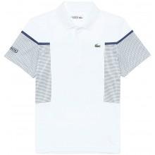 Polo Lacoste Tennis Blanc
