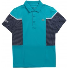 Polo Lacoste Tennis Turquoise