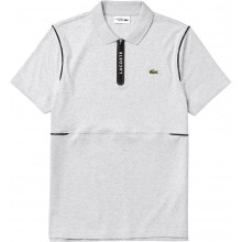 Polo Lacoste Argent