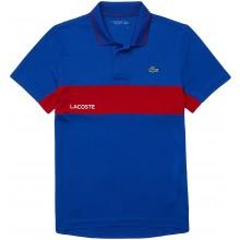 Polo Lacoste Technical Capsule Bleu