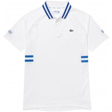 Polo Lacoste Djokovic Miami Blanc