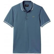 Polo Lacoste Tennis Bleu