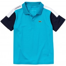 Polo Lacoste Junior Turquoise