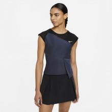 Tee-Shirt Nike Femme Slam Paris Noir