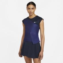 Tee-Shirt Nike Femme Slam Paris Obsidian