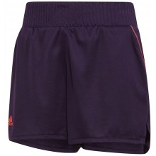 Short Adidas Femme Club Taille Haute Violet