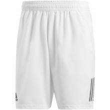 Short Adidas Club 3 Stripes Blanc