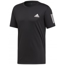 Tee-Shirt Adidas Club 3 Stripes Noir