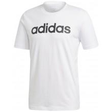 Tee-Shirt adidas Training Essentials Linear Blanc