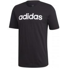 Tee-Shirt adidas Training Essentials Linear Noir