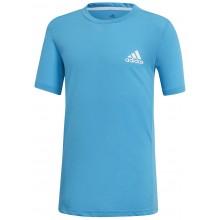 Tee-Shirt Adidas Junior Escouade Bleu
