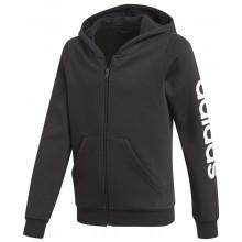 Sweat Adidas Training Junior Fille Essentials Linear Noir