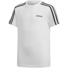 Tee-Shirt Adidas Junior Garçon Blanc