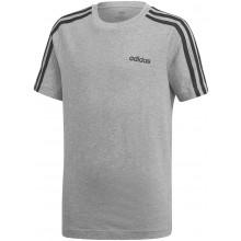 Tee-Shirt Adidas Junior Garçon Gris