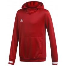 Sweat Adidas Junior T19 Rouge