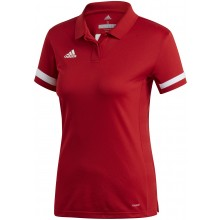 Polo Adidas Femme T19 Rouge