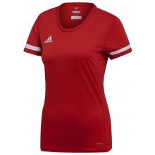 Tee-Shirt Adidas Femme T19 Rouge