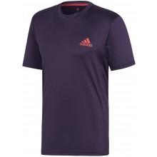 Tee-Shirt Adidas Escouade Violet