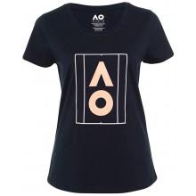 Tee-Shirt Femme Australian Open 2020 Crew Marine