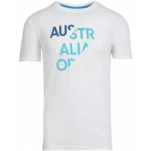 Tee-Shirt Australian Open 2021 Crew Blanc