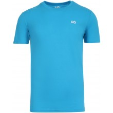 Tee-Shirt Australian Open 2021 Logo Crew Bleu