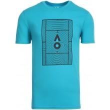 Tee-Shirt Australian Open 2021 Illusion Bleu