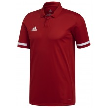 Polo Adidas T19 Rouge