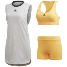 Robe Adidas New York Femme Grise