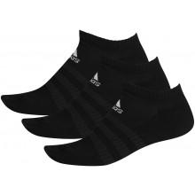3 Paires De Chaussettes Adidas Cush Noires