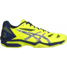 Chaussures Asics Gel Lima Padel / Terre- Battue Jaunes