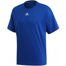 Tee-shirt Adidas Training 3S Bleu