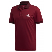 Polo Adidas Club Solid Bordeaux